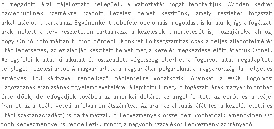 fogaszat-arak-info